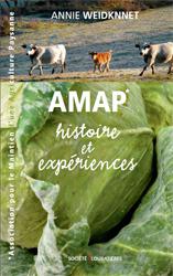 Livre : AMAP, histoire et expériences